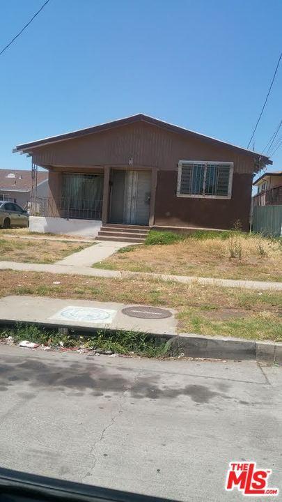 815 West 97th Street Los Angeles, CA 90044