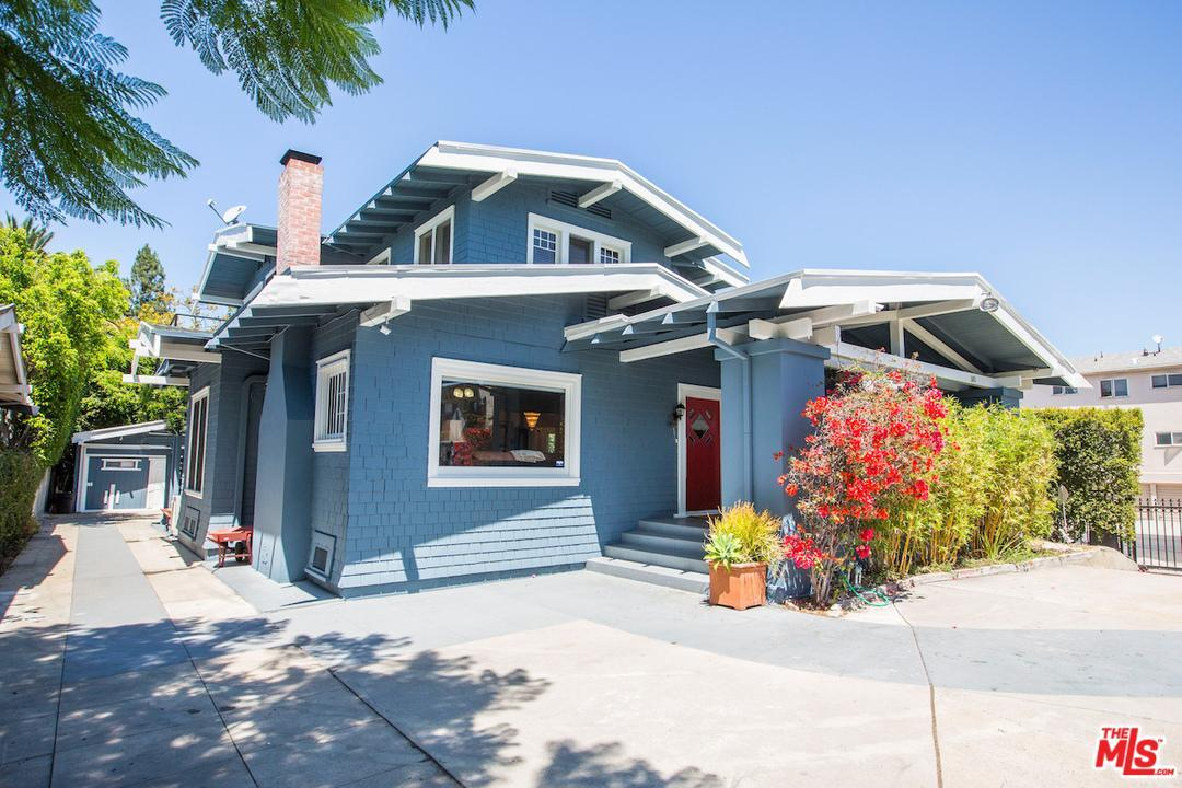 Photo of 385 North WILTON Place  Los Angeles City  CA