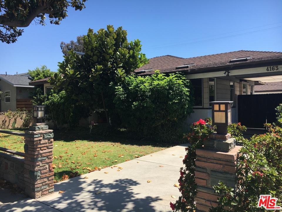 Photo of 4163  CENTER Street  Culver City  CA