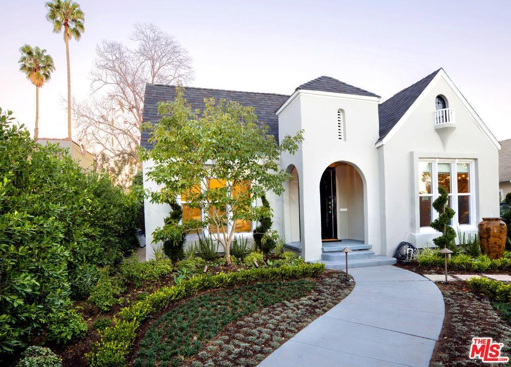 Photo of 1410 North SYCAMORE Avenue  Los Angeles City  CA