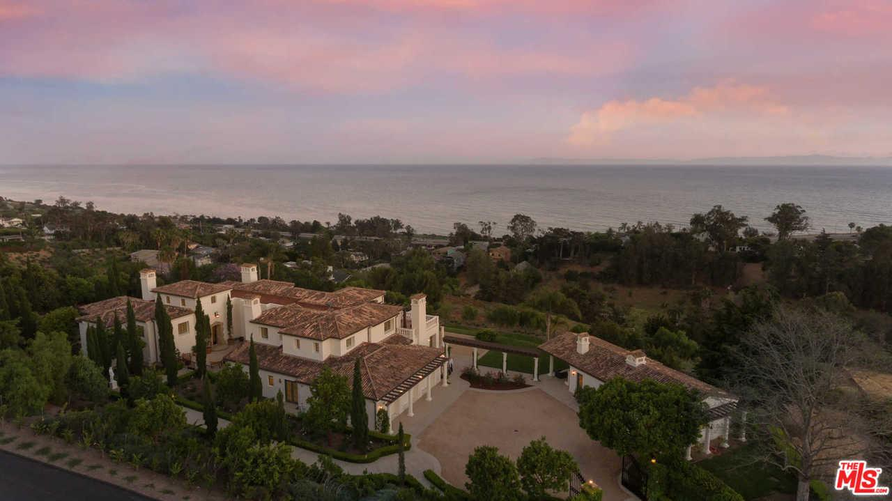 2140  ORTEGA RANCH Road, Montecito, California
