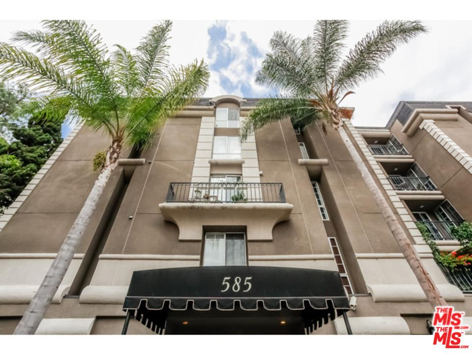 Photo of 585 North ROSSMORE Avenue  Los Angeles City  CA