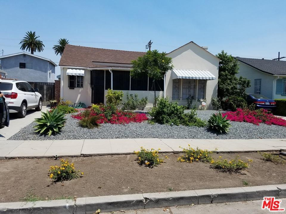 Photo of 1156 South LUCERNE Boulevard  Los Angeles City  CA