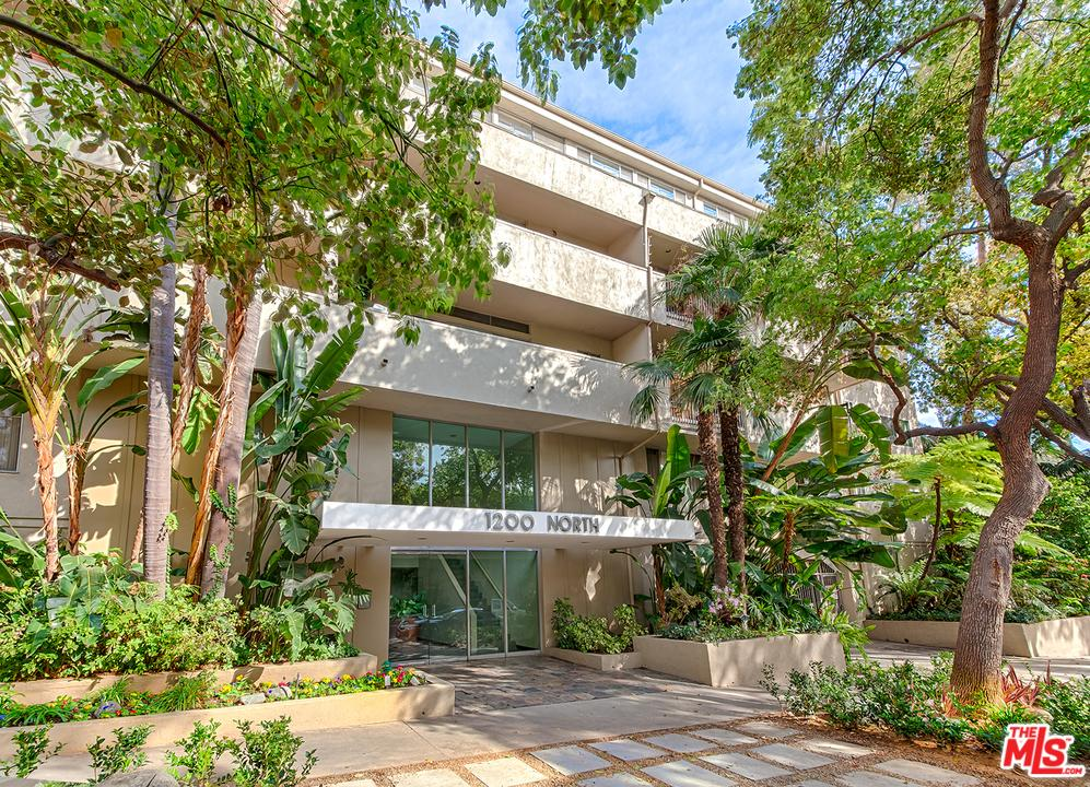 Photo of 1200 North FLORES Street  West Hollywood  CA