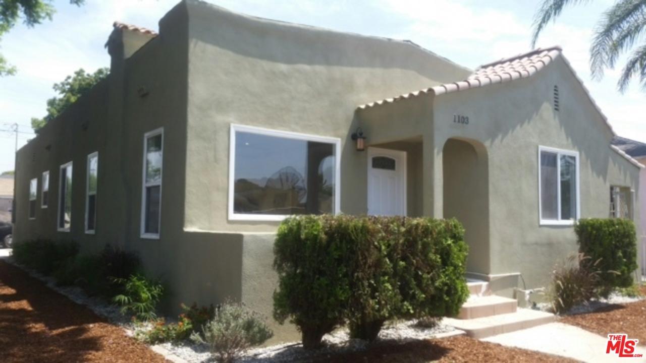 Photo of 1103 East GOLDEN Street  Compton  CA