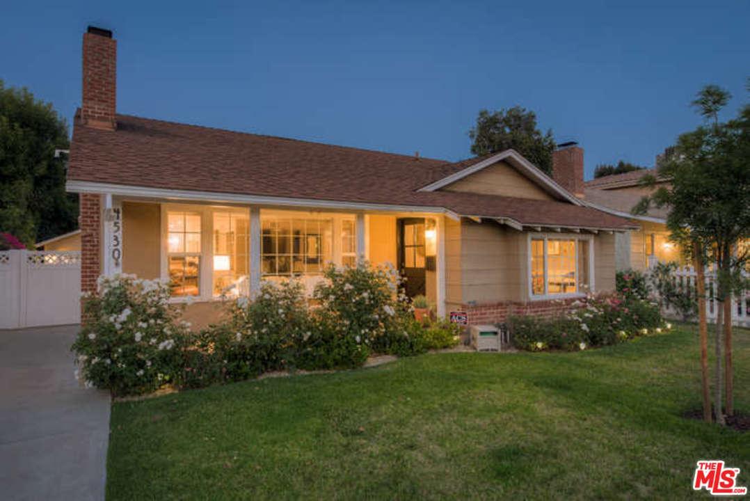 Photo of 4530  LENNOX Avenue  Sherman Oaks  CA
