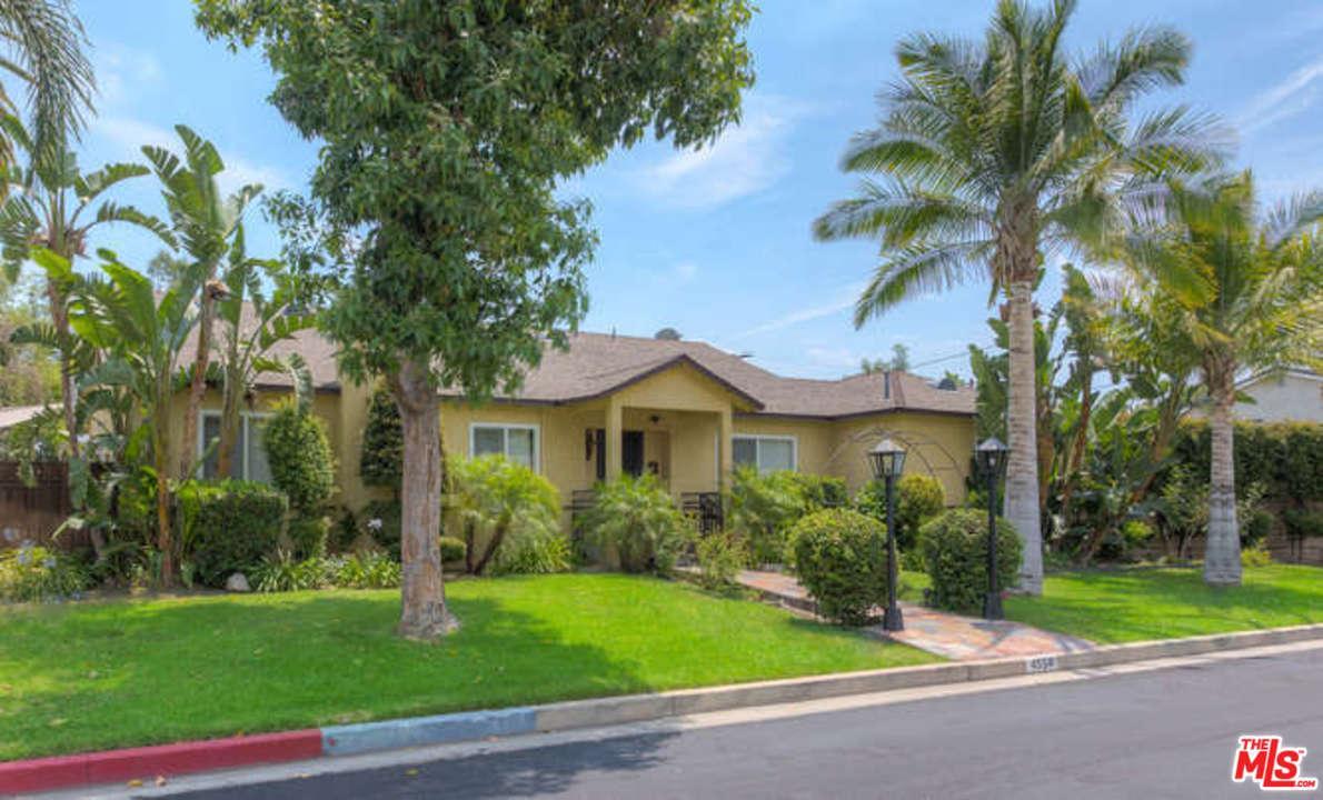 Photo of 4554  LENNOX Avenue  Sherman Oaks  CA
