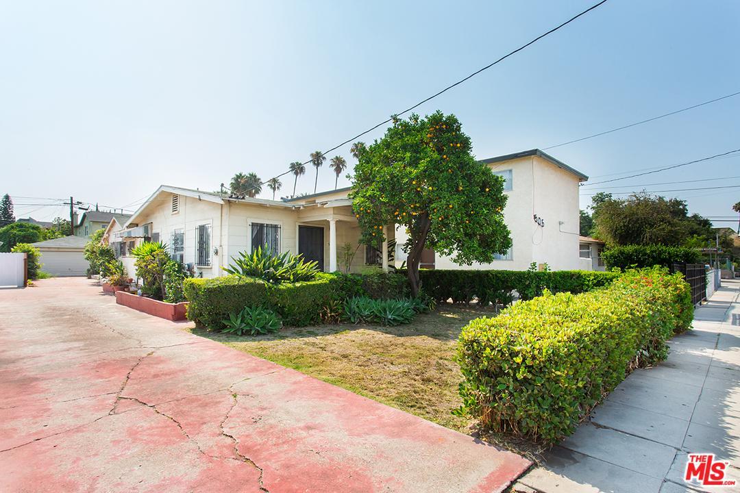 Photo of 510 North MADISON Avenue  Los Angeles City  CA