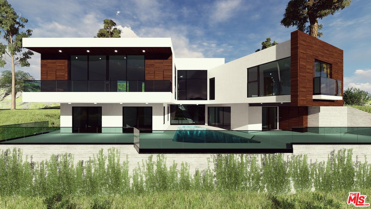 9390  LLOYDCREST Drive, Beverly Hills PO, California