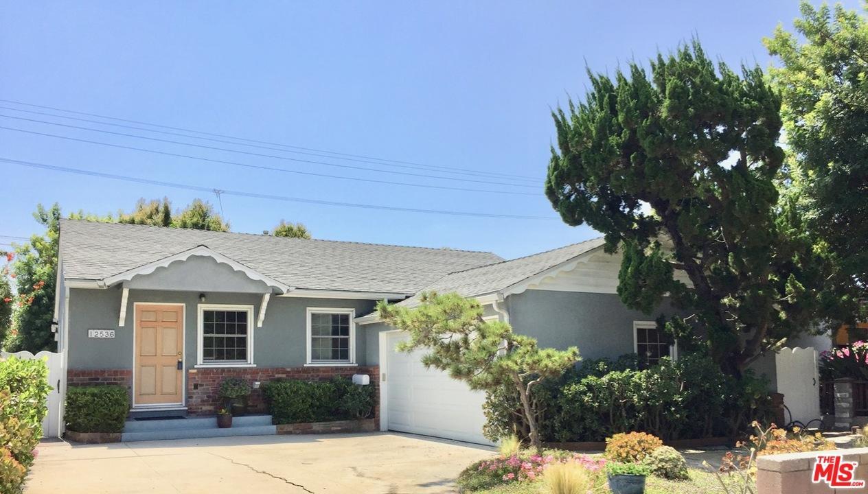 12536  RUBENS Avenue, Mar Vista in Los Angeles County, CA 90066 Home for Sale