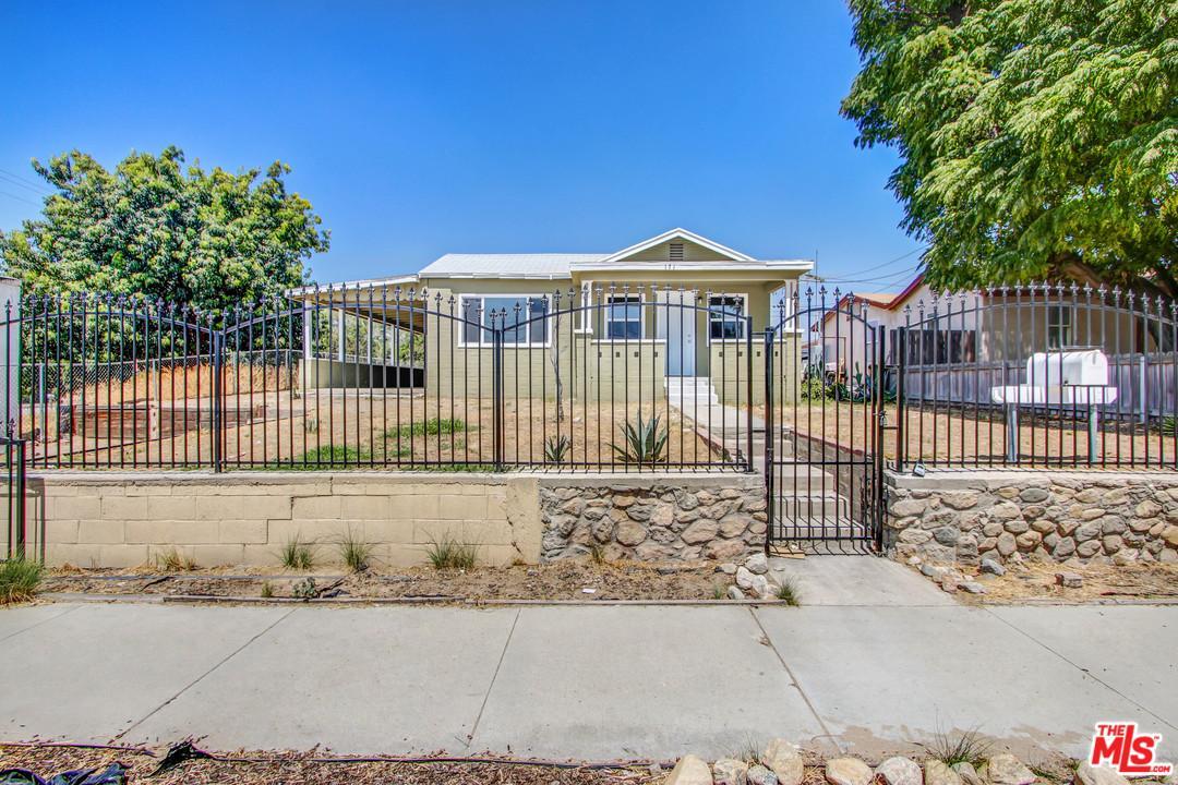 Photo of 171 West O Street  Colton  CA