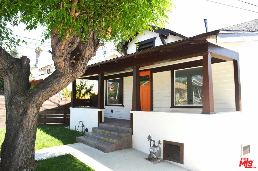 Photo of 522 North BONNIE BRAE Street  Los Angeles City  CA