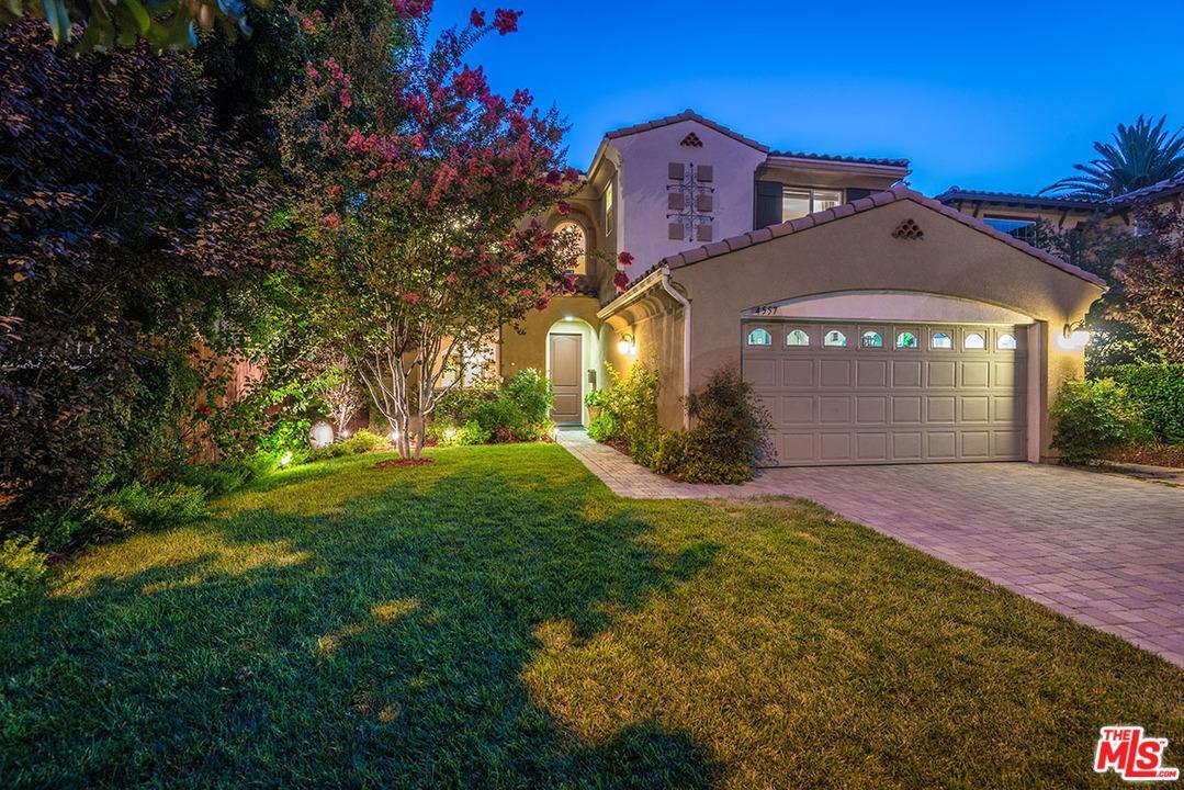 Photo of 4557  CARTWRIGHT Avenue  Toluca Lake  CA