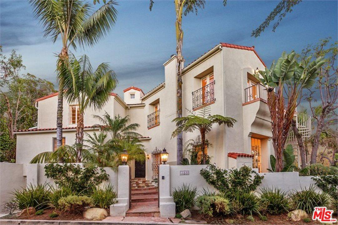 548  CRESTLINE Drive, Brentwood Los Angeles in Los Angeles County, CA 90049 Home for Sale