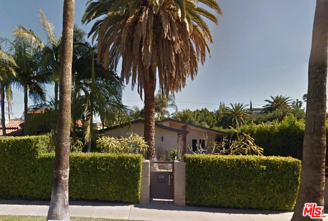 Photo of 336 North SWEETZER Avenue  Los Angeles City  CA