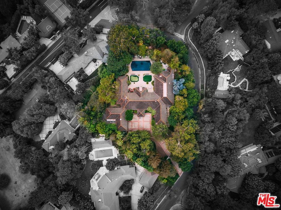 323 North MAPLETON Drive, Beverly Glen, California
