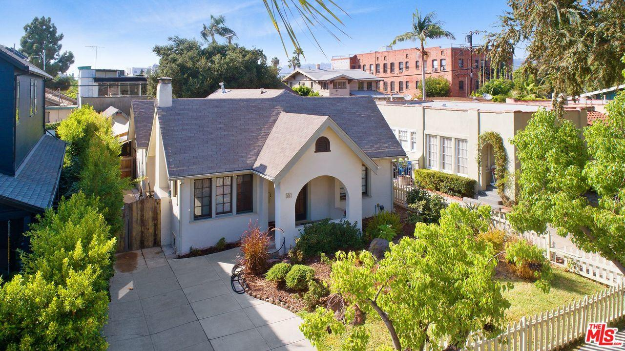 Photo of 551 North GOWER Street  Los Angeles City  CA