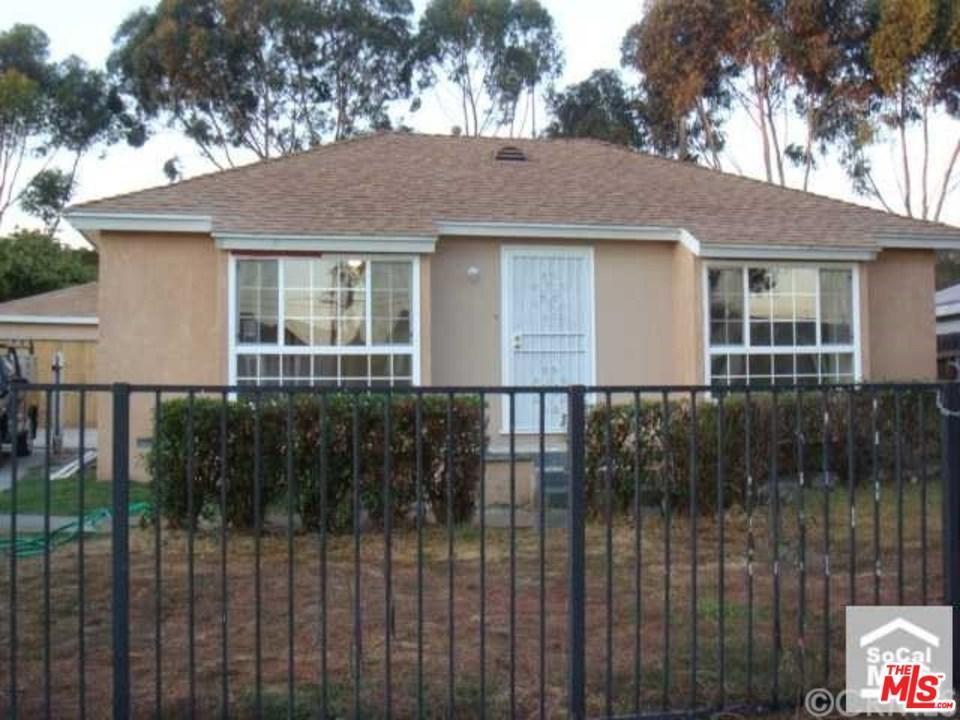 Photo of 825 East 118TH Street  Los Angeles City  CA