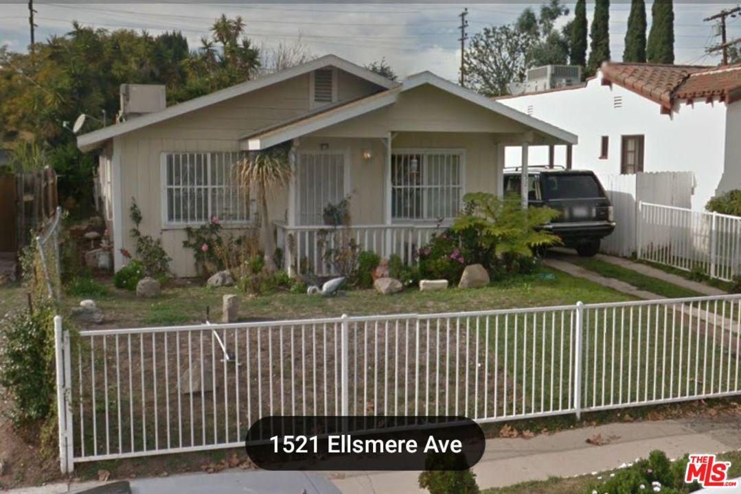 Photo of 1521  ELLSMERE Avenue  Los Angeles City  CA