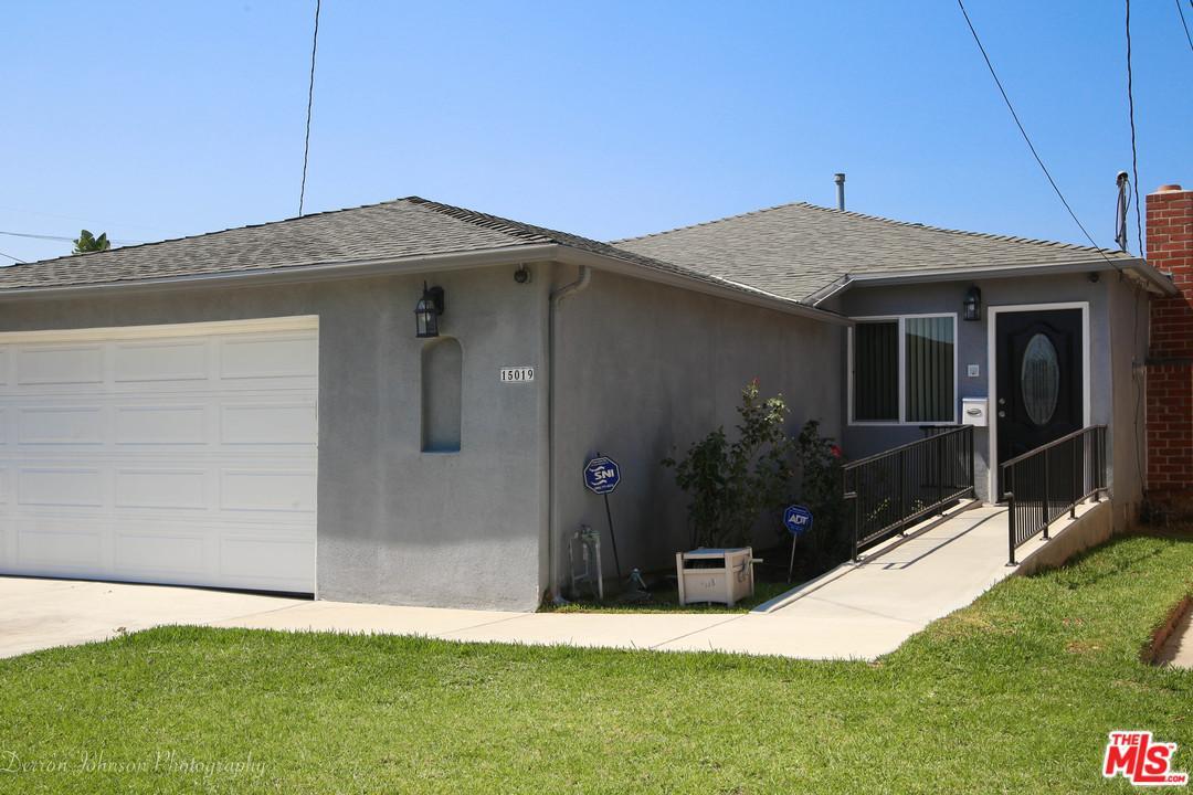 Photo of 15019 South BUDLONG Avenue  Gardena  CA