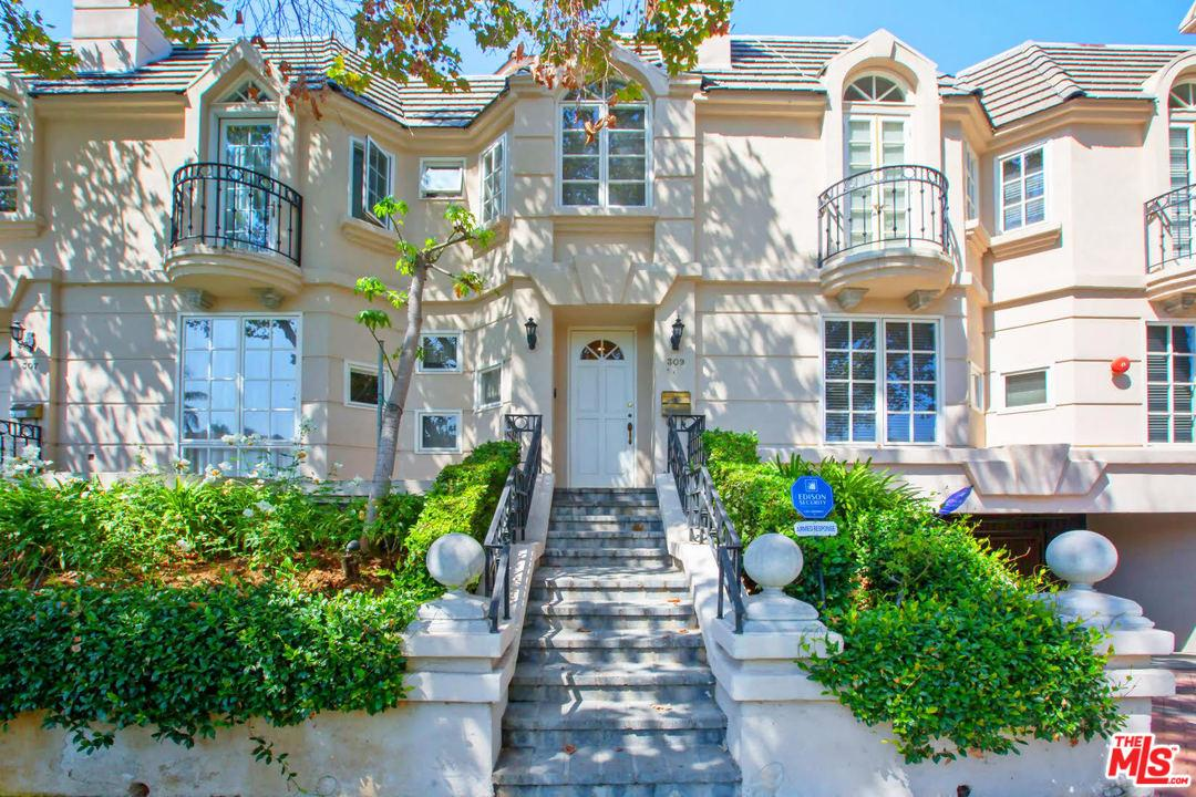 Photo of 309 North ALMONT Drive  Beverly Hills  CA