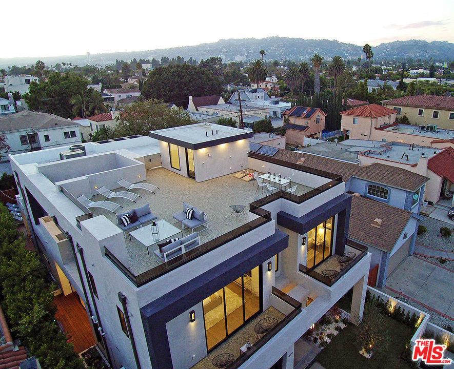Photo of 439 North MARTEL Avenue  Los Angeles City  CA