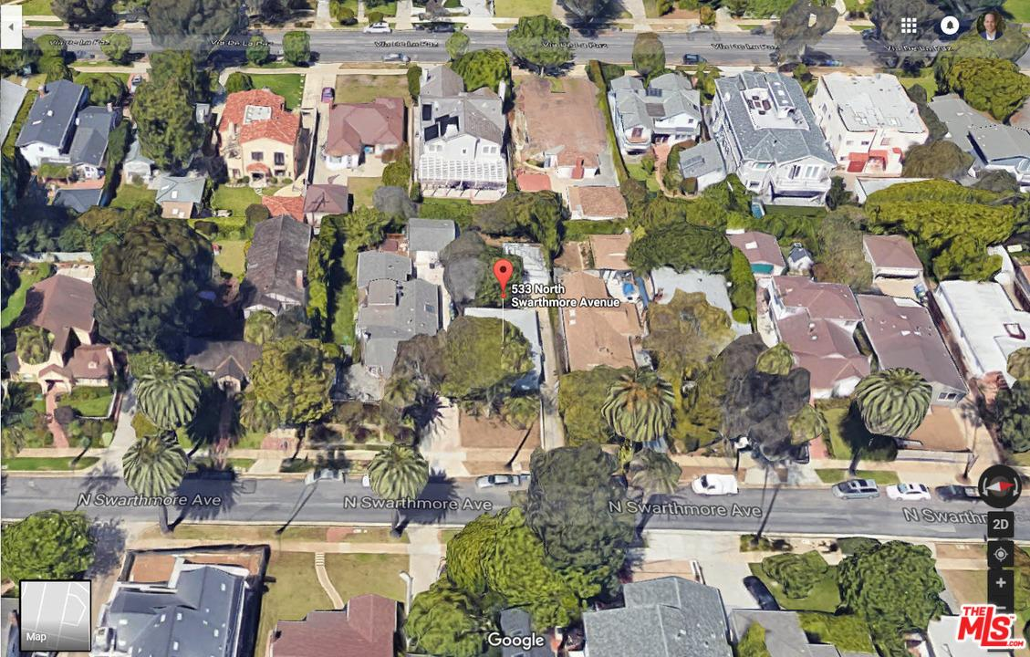 Photo of 533  SWARTHMORE Avenue  Pacific Palisades  CA