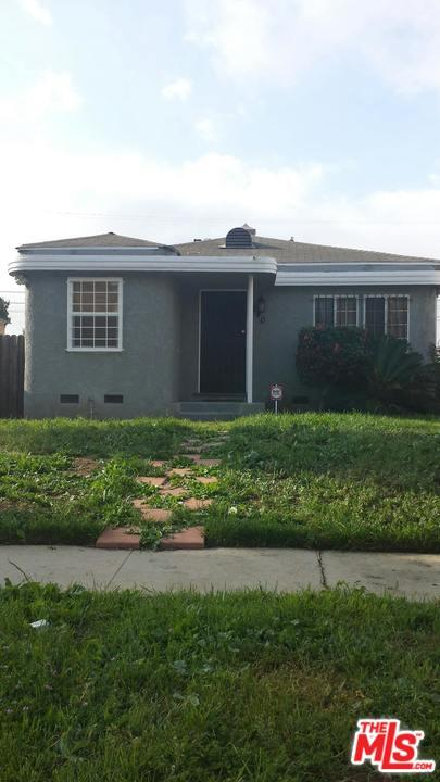 Photo of 540 West 104TH Place  Los Angeles City  CA