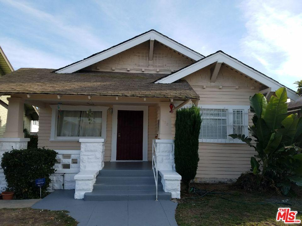 Photo of 1438 West 45TH Street  Los Angeles City  CA