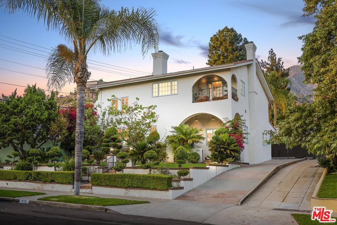 Photo of 513  CUMBERLAND Road  Glendale  CA