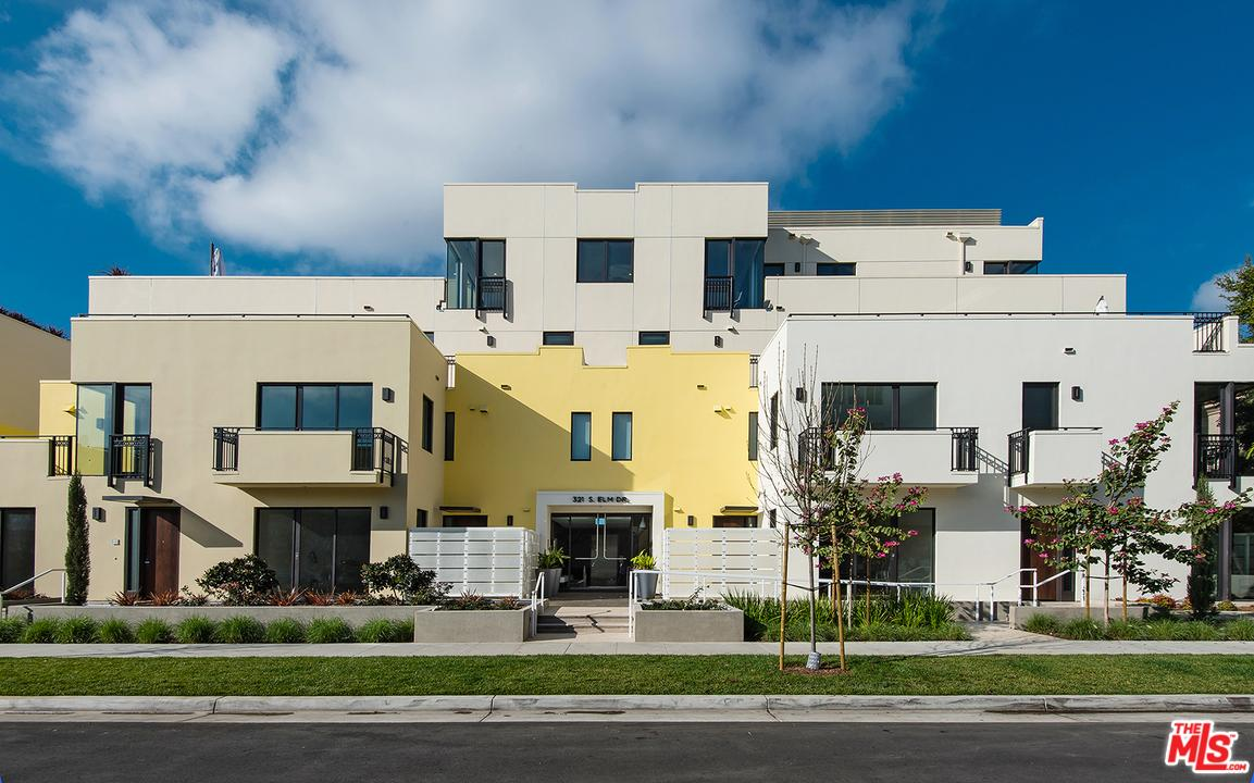 321 South ELM DRIVE 306, Beverly Hills, California