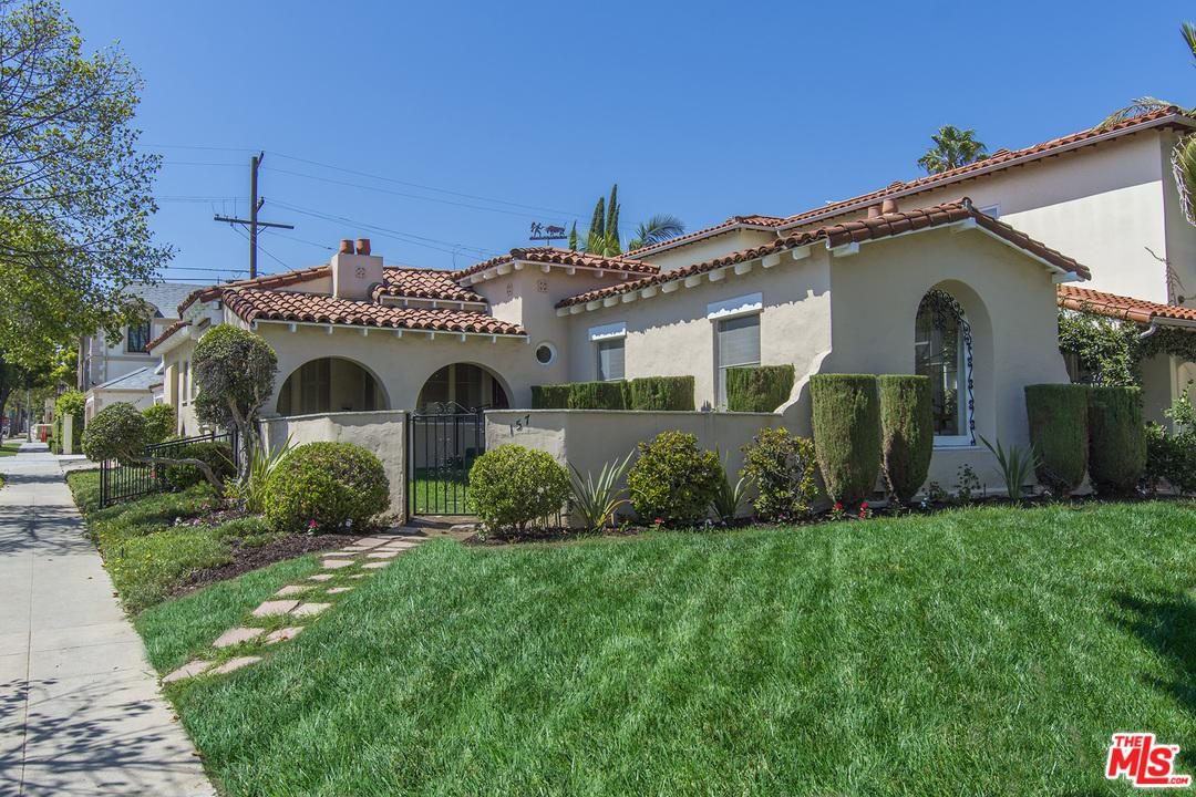 Photo of 157 South ALMONT Drive  Beverly Hills  CA