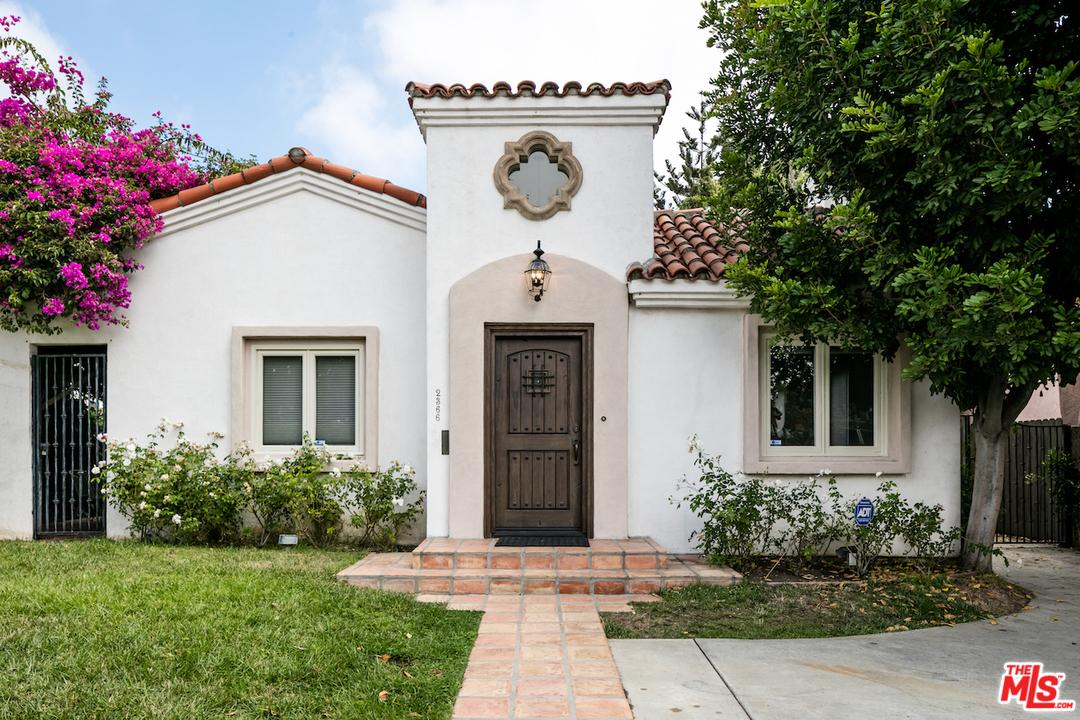 Photo of 2366  OVERLAND Avenue  Los Angeles City  CA