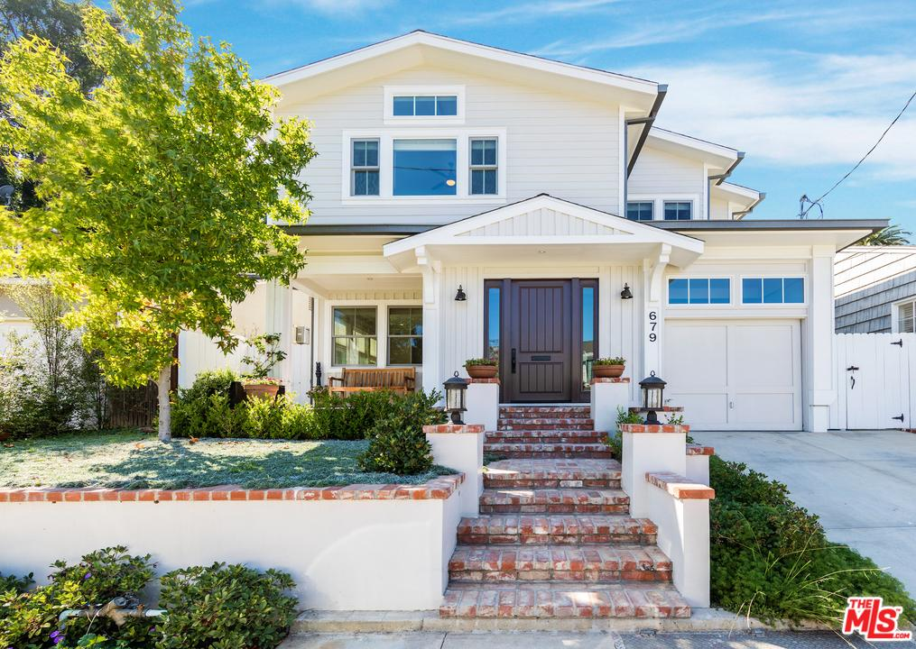 Photo of 679  HAMPDEN Place  Pacific Palisades  CA