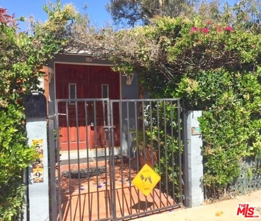 Photo of 559 North LAS CASAS Avenue  Pacific Palisades  CA