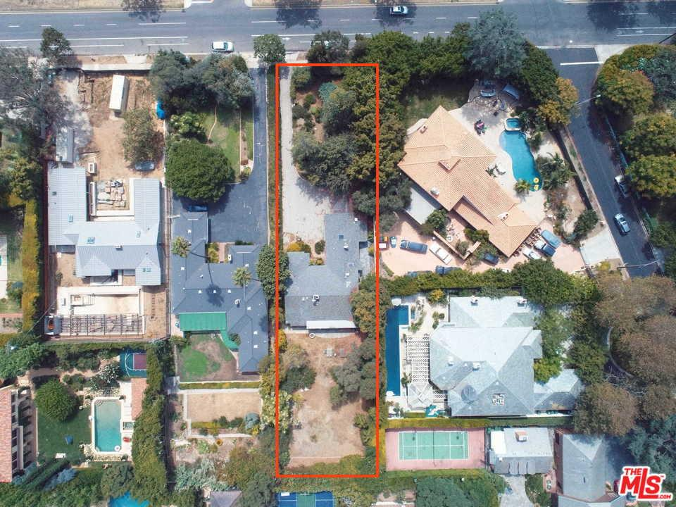 12839  SAN VICENTE, Brentwood Los Angeles in Los Angeles County, CA 90049 Home for Sale