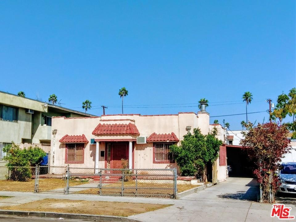 Photo of 908 North ARDMORE Avenue  Los Angeles City  CA