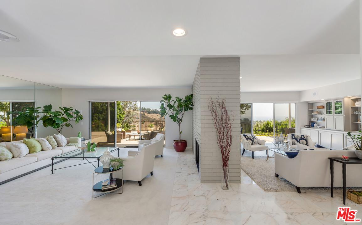 1460  DONHILL Drive, Beverly Hills PO, California