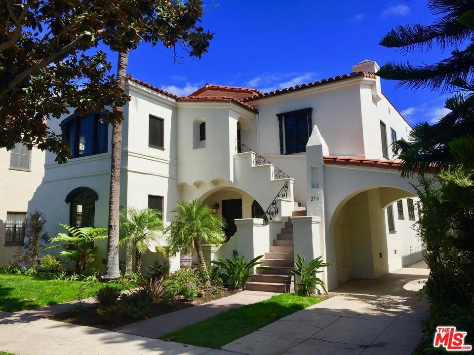Condominium, Garden Condo,Spanish - Beverly Hills, CA (photo 1)
