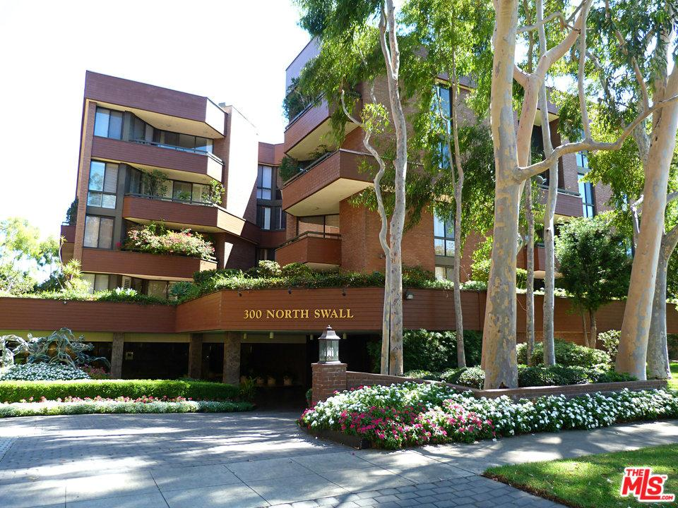 One of Beverly Hills 2 Bedroom Homes for Sale at 300 North SWALL Drive 257