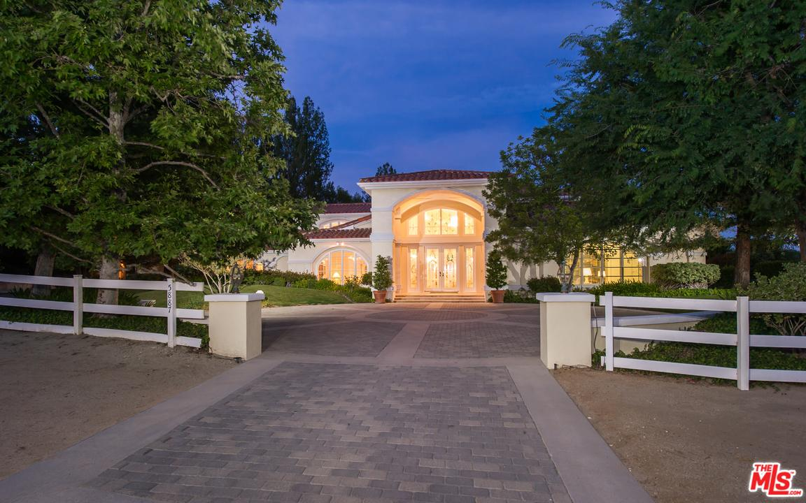 5887  Annie Oakley Road Hidden Hills, CA 91302