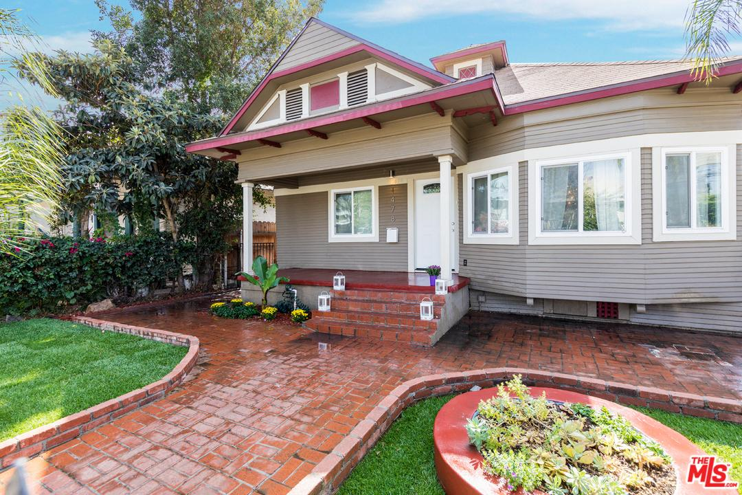 Photo of 1478 West 28TH Street  Los Angeles City  CA