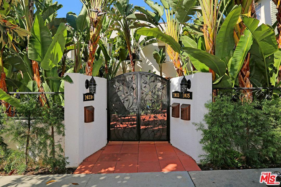 1033 North La Jolla Avenue West Hollywood, CA 90046