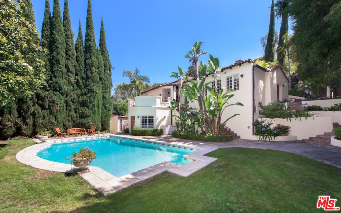 1800  ANGELO Drive, Beverly Hills, California