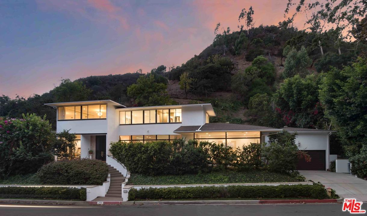 955  CHANTILLY Road, Bel Air in Los Angeles County, CA 90077 Home for Sale