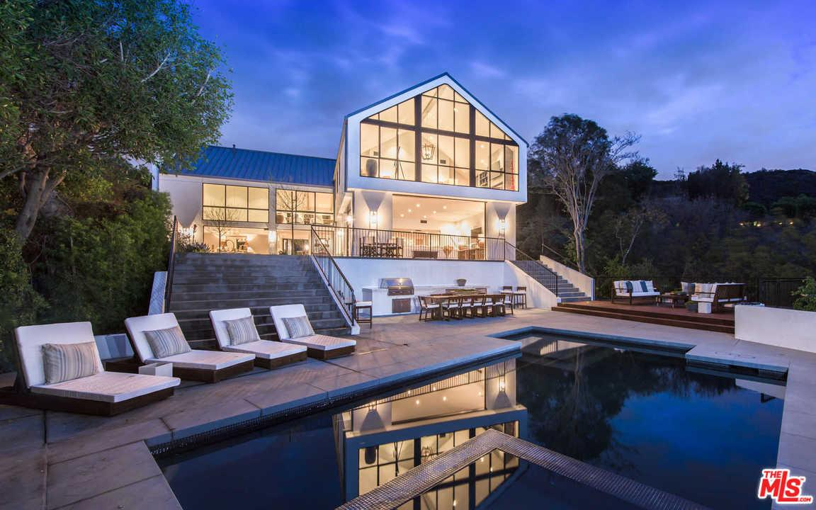 2184  MANDEVILLE CANYON Road, Brentwood Los Angeles, California