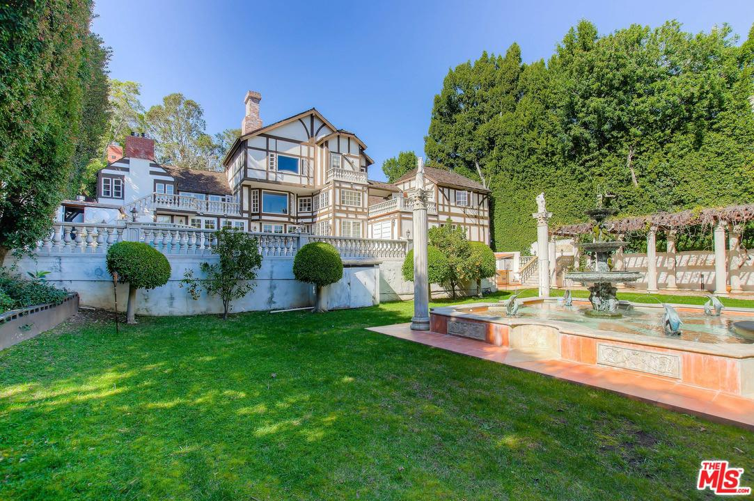 10472 West SUNSET, Beverly Glen, California