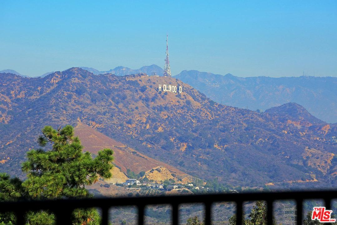 2928  LAS ALTURAS Street, Hollywood Hills, California