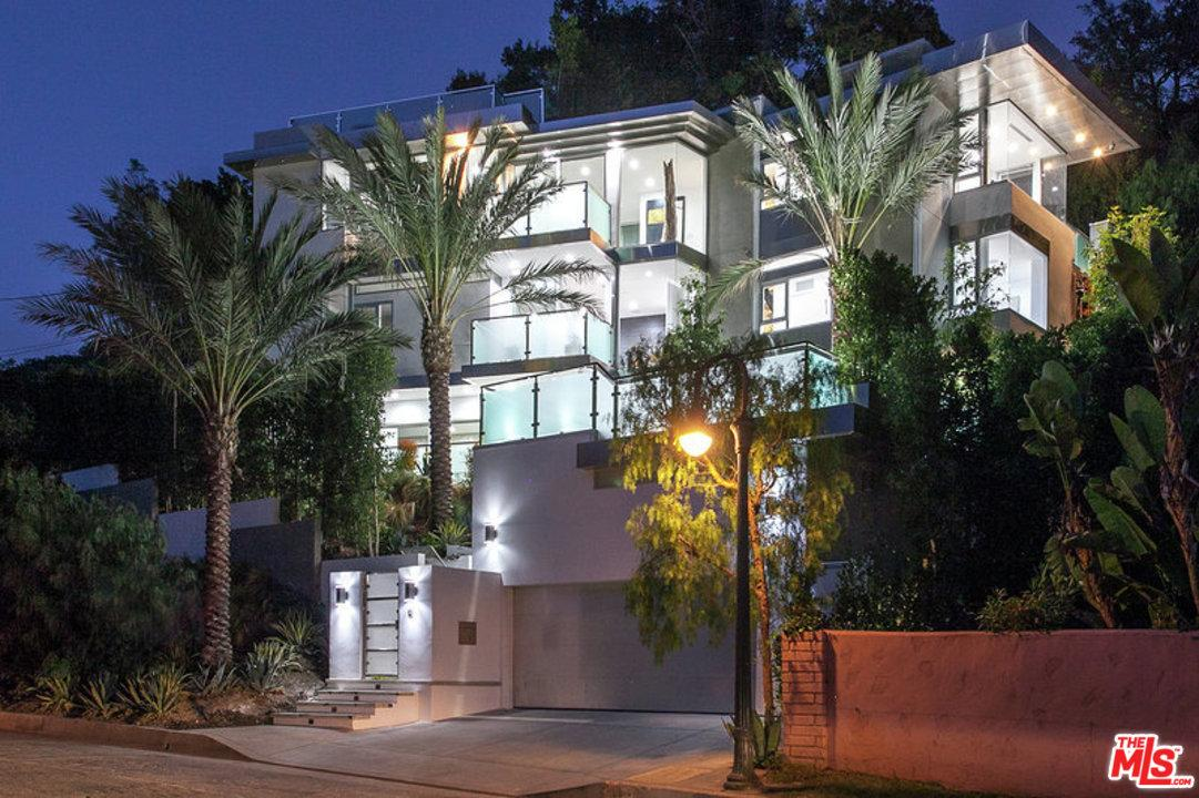 1700  BENEDICT CANYON Drive, Beverly Hills, California