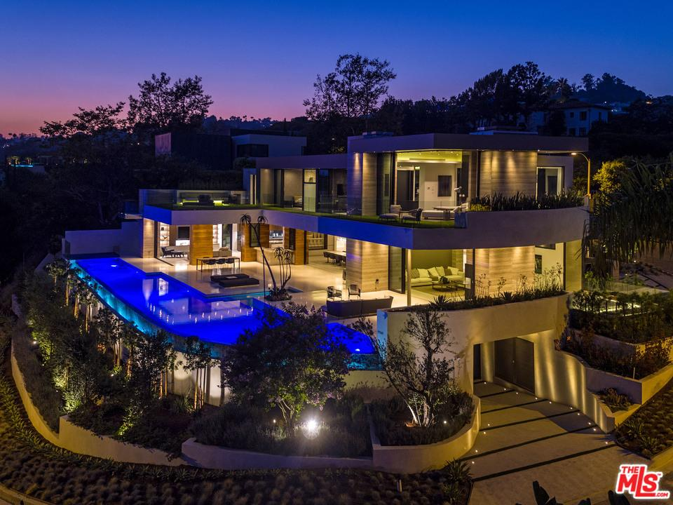 1251  SHADOW HILL Way, Beverly Hills, California